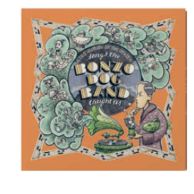 VARIOUS ARTISTS - Songs The Bonzo Dog Band Taught Us. Post to EU
