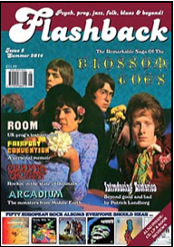 Flashback Magazine Issue #5 - Post to USA & Rest Of World